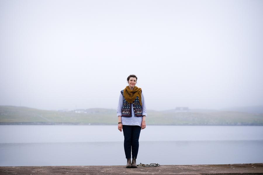 shetland nicole dupuis cocoknits