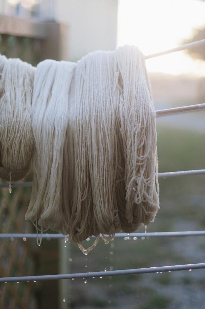 mordant yarn