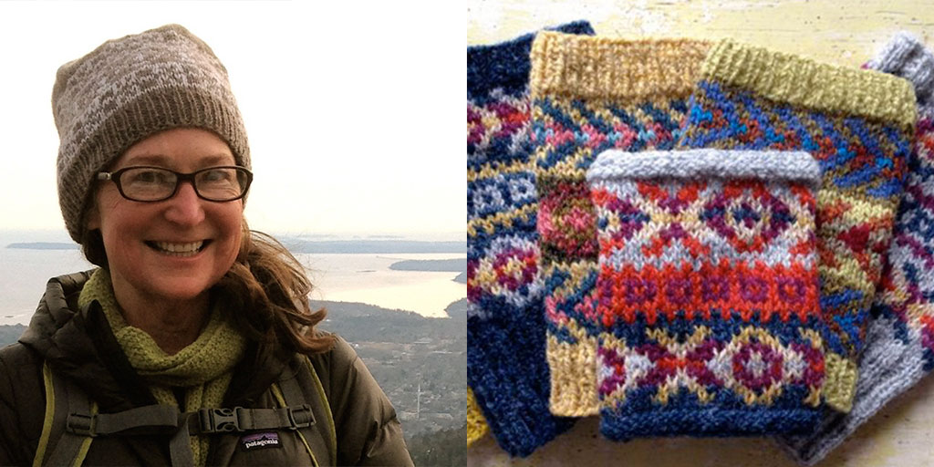 Episode 50: Mary Jane Mucklestone – Oscar de la Renta, Fair Isle ...