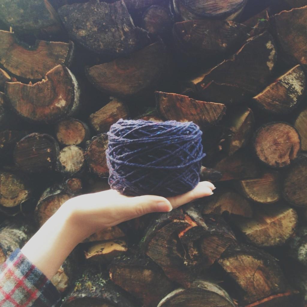 Brooklyn Tweed Shelter old world