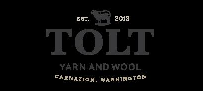 tolt yarn and wool logo